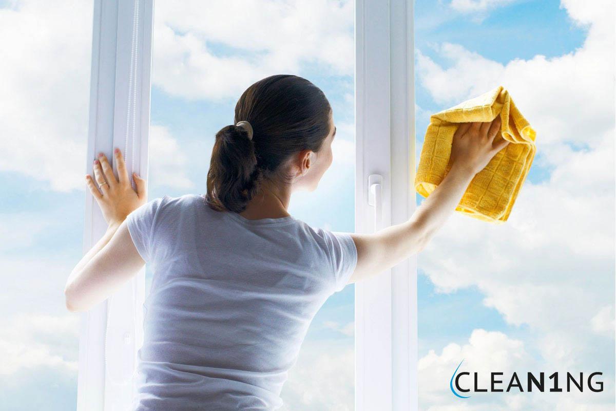 Ablaktisztítás előnyök