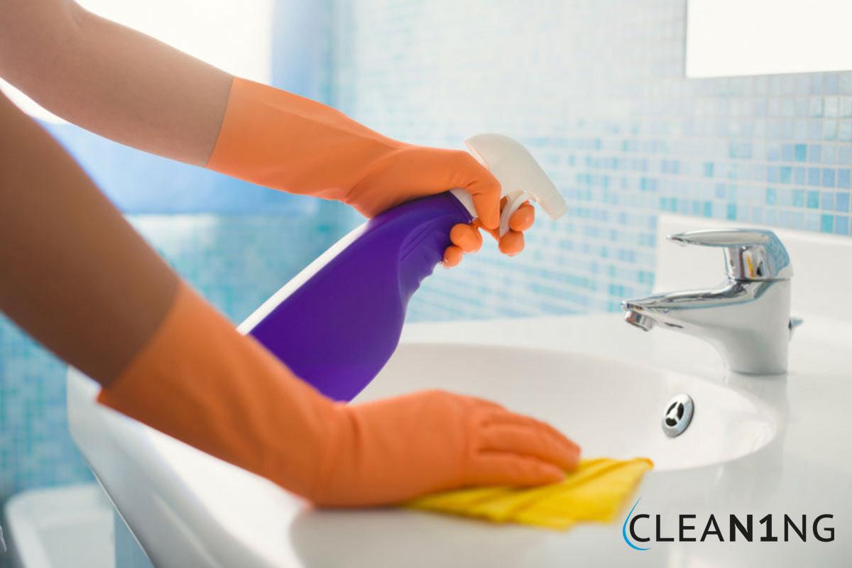 Családiház takarítás