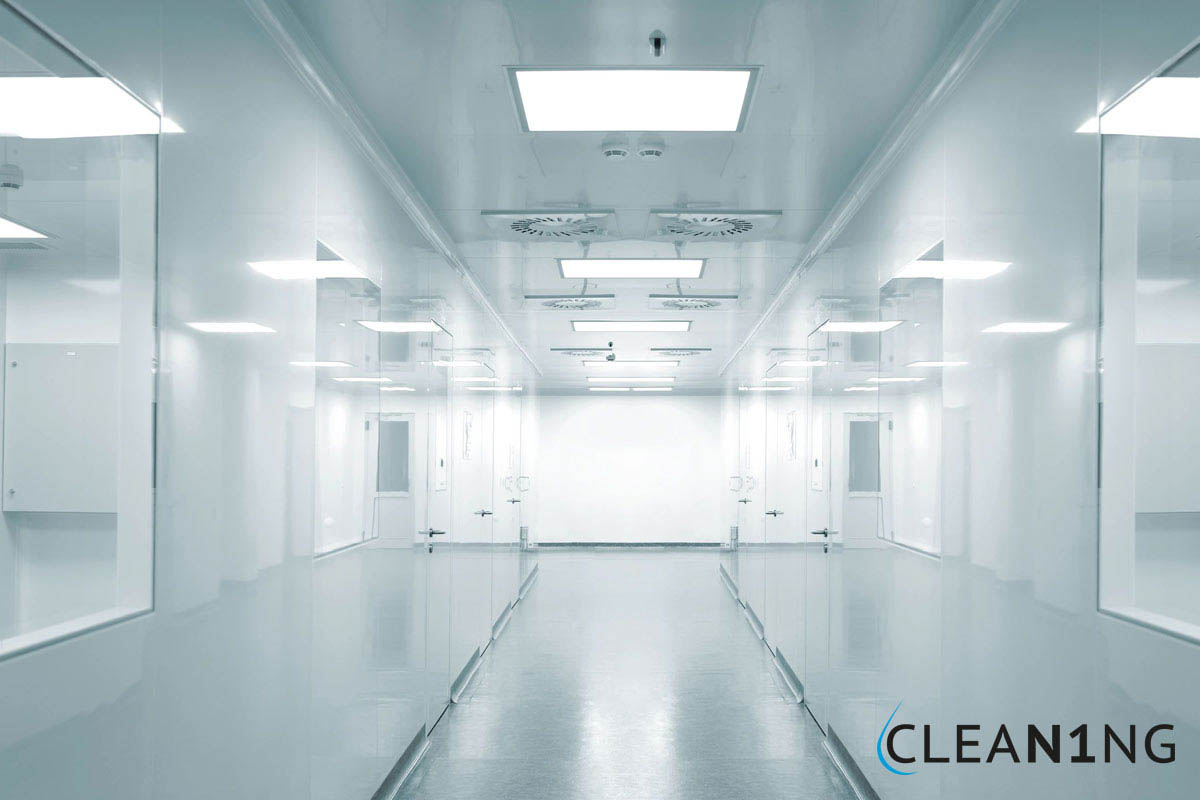 Egészségügyi intézmény takarítás