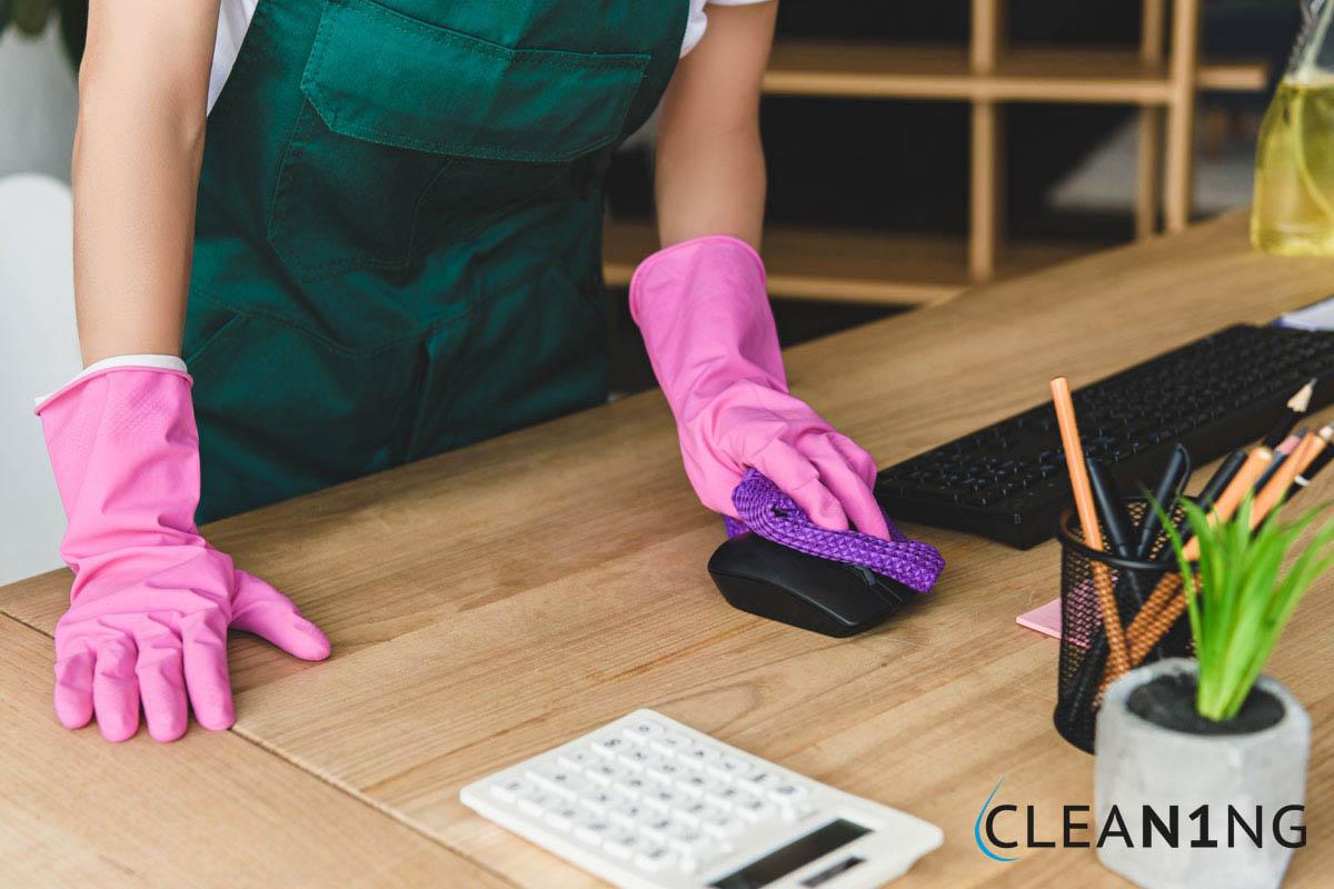 Irodaház takarítás