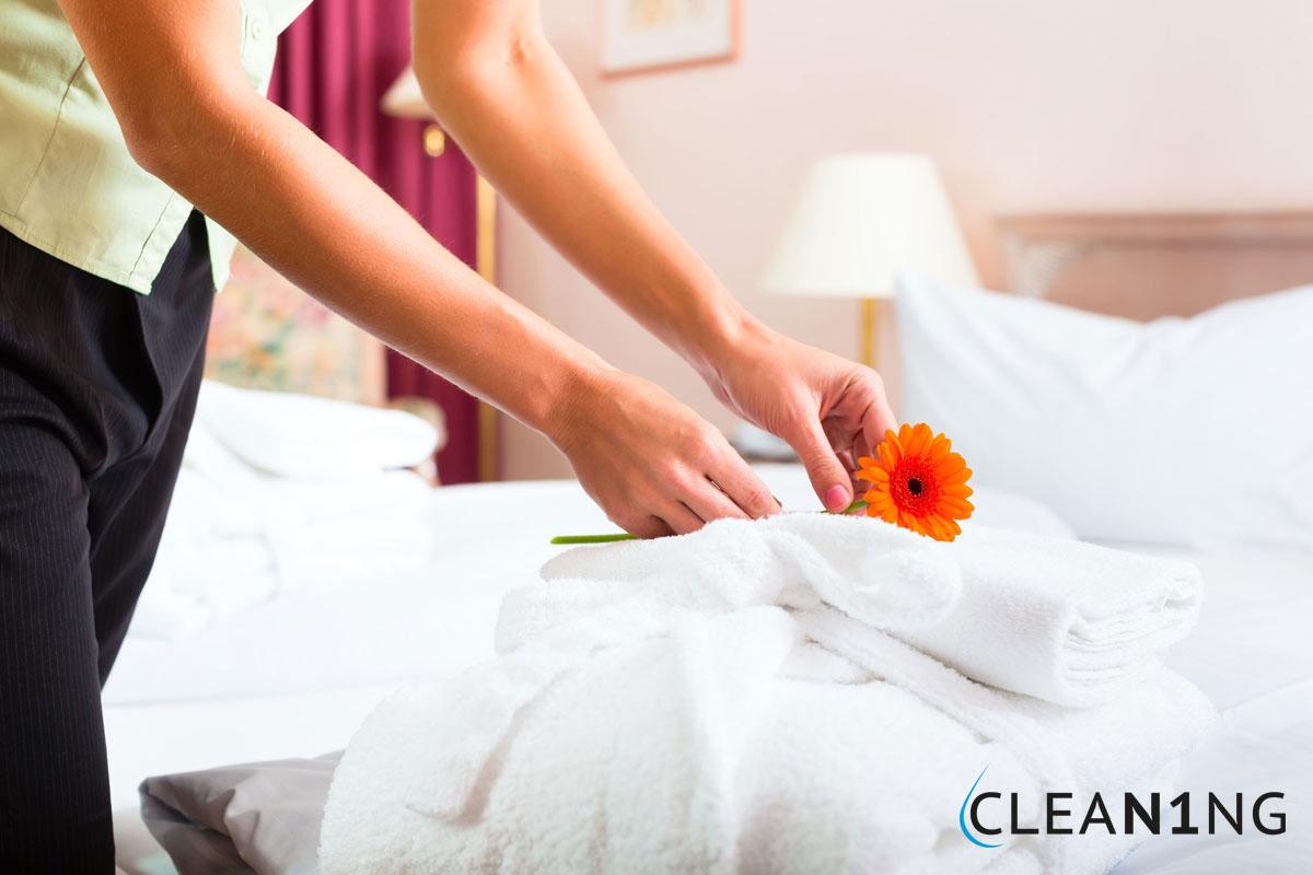 Szálloda-takarítás