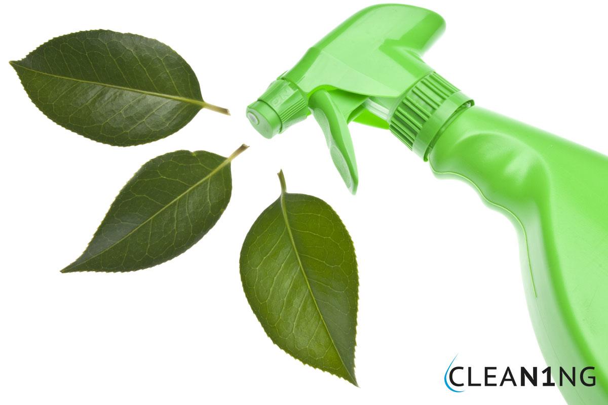 Környezetbarát takarítás
